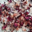 Dodatek do zestawu, kwiatowa sól do kąpieli  (5)