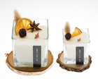 Wooden Line Świeca sojowa Champagne (2)