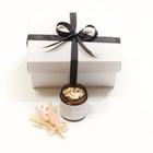 Personalizowana świeca sojowa Banan w czekoladzie (1)